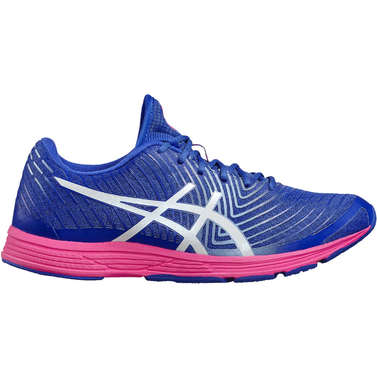 Chaussures Femme Asics Gel-Hyper Tri 3 - UK 5 Blue Purple/White/Ho