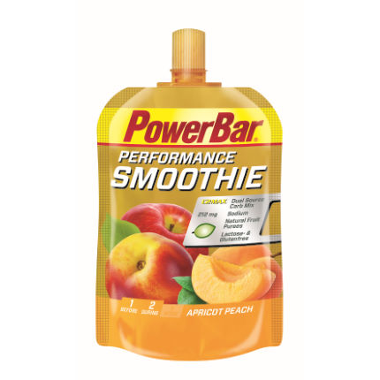 PowerBar Performance Smoothie (16 x 90g pouch) EXP Sept 16
