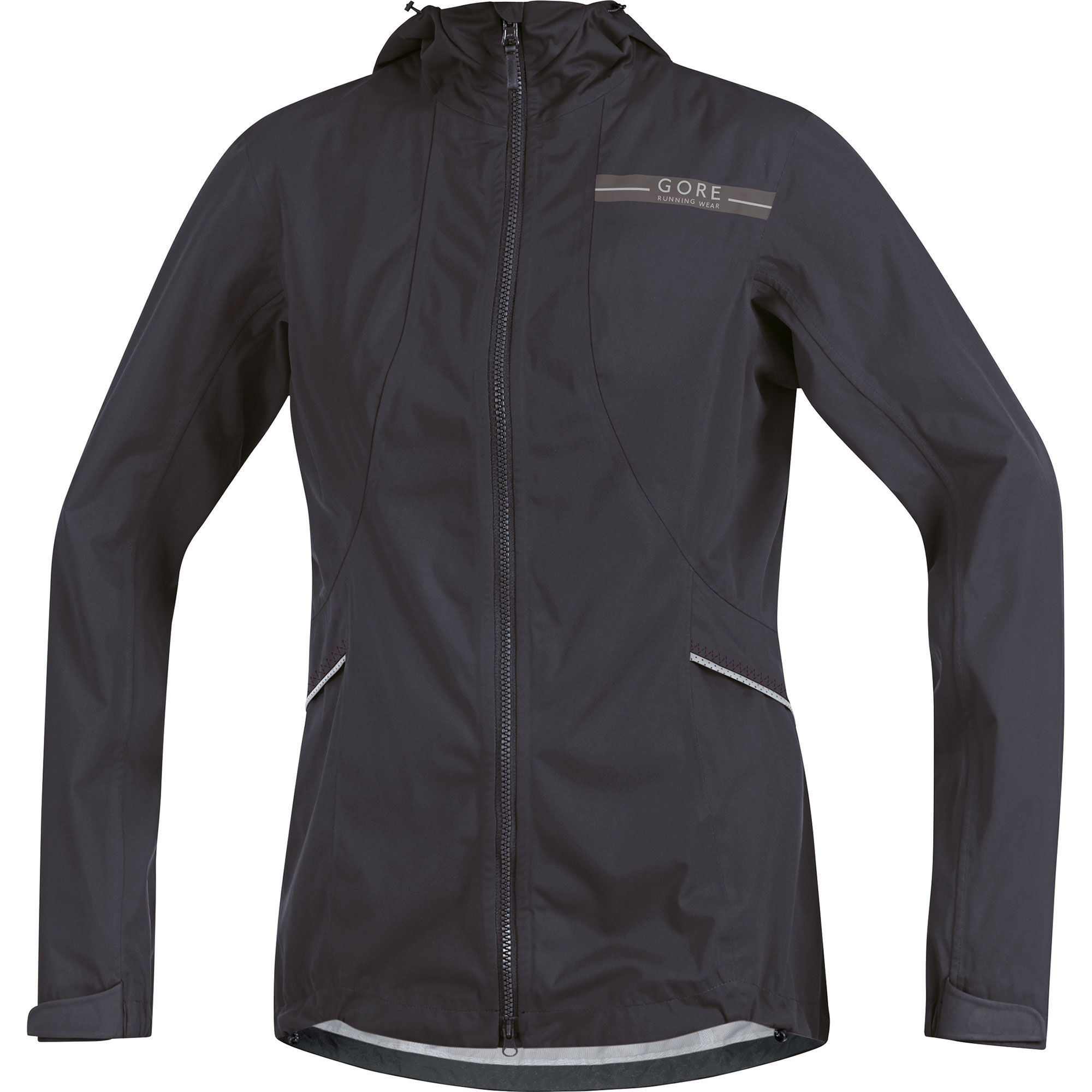 vestes de running imperm ables gore running wear air lady gore tex as run jacket wiggle. Black Bedroom Furniture Sets. Home Design Ideas