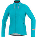 Gore Running Wear - レディース Air Lady GORE WINDSTOPPER Softshell ジャケット
