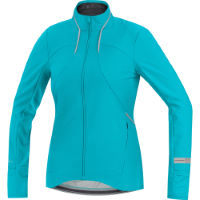Veste Femme Gore Running Wear Air GORE WINDSTOPPER® Softshell