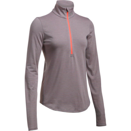 Under Armour Threadborne Löpartröja (VS17, kort dragkedja) - Dam