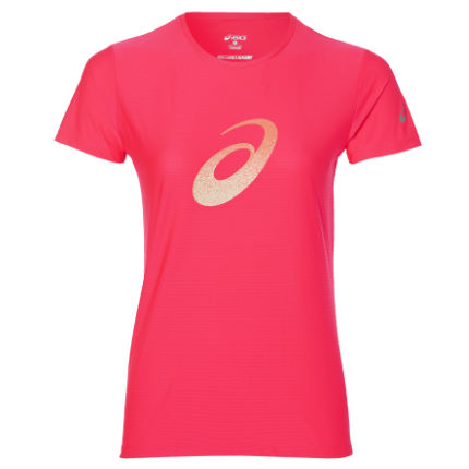 Maillot Femme Asics Graphic (manches courtes, PE17)