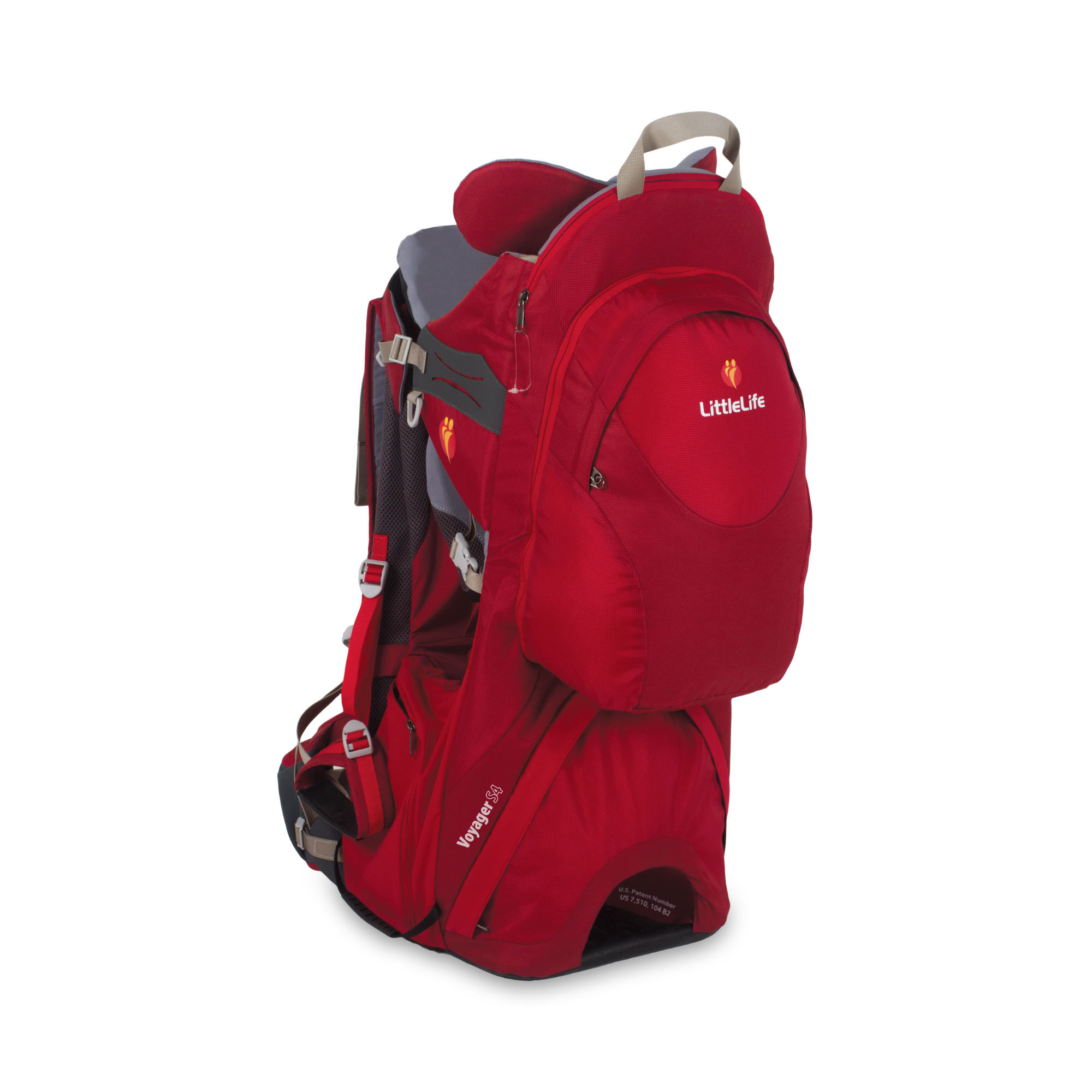 Wiggle LittleLife Voyager S4 Child Carrier
