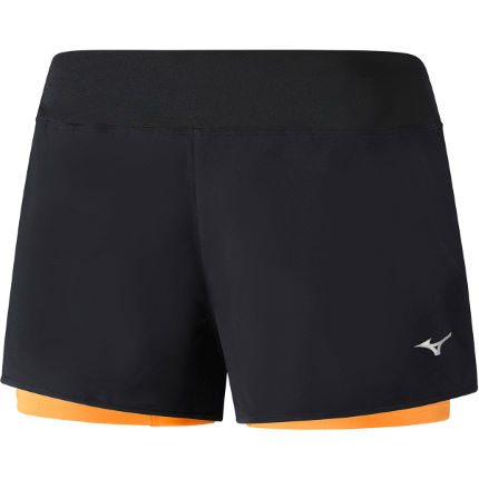 Mizuno Women's Mujin Square 4.5 2in1 Short (SS17)
