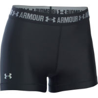 Mallas cortas Under Armour HeatGear Armour para mujer