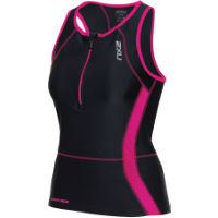 Canotta donna da triathlon 2XU Perform Tri
