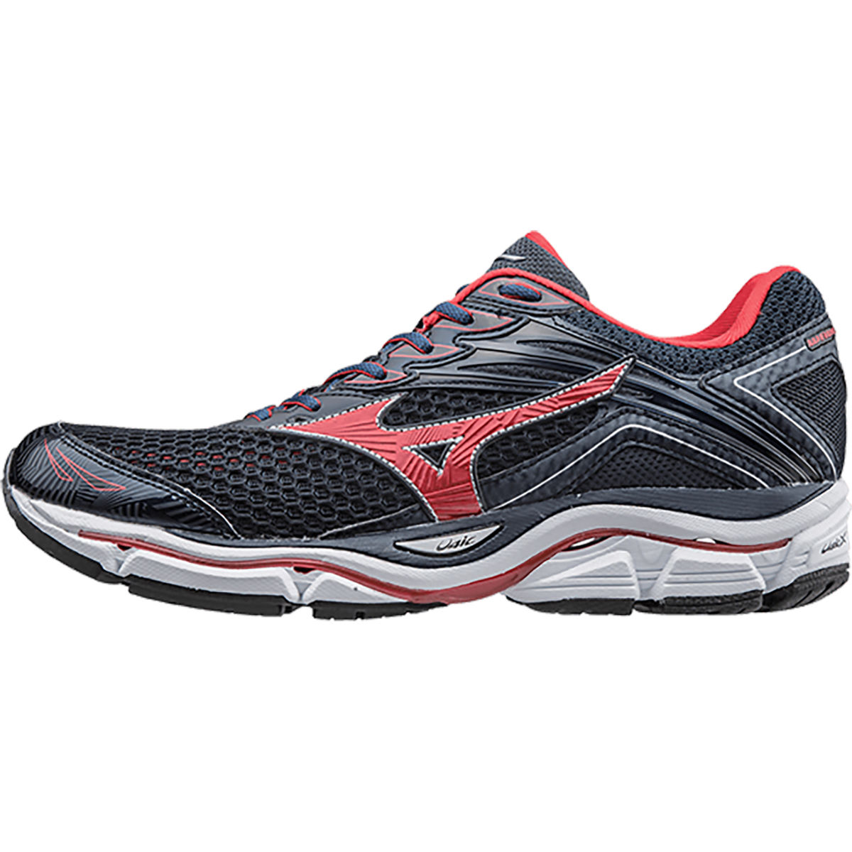 Mizuno Wave Enigma 6 Shoes (SS17) - UK 10.5 Dress Depths/Red