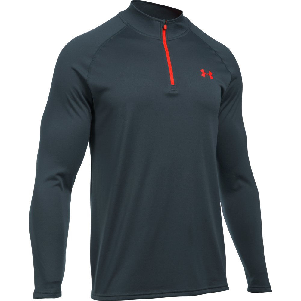 Wiggle Under Armour Tech 1 4 Zip Top Long Sleeve
