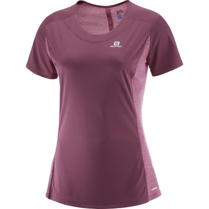 Salomon Womens Agile SS Tee (SS17)