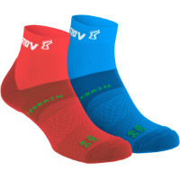Inov-8 All Terrain Laufsocken (mittelhoch, 2er Pack)