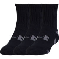 Calcetines de caña media Under Armour HeatGear (3 pares)