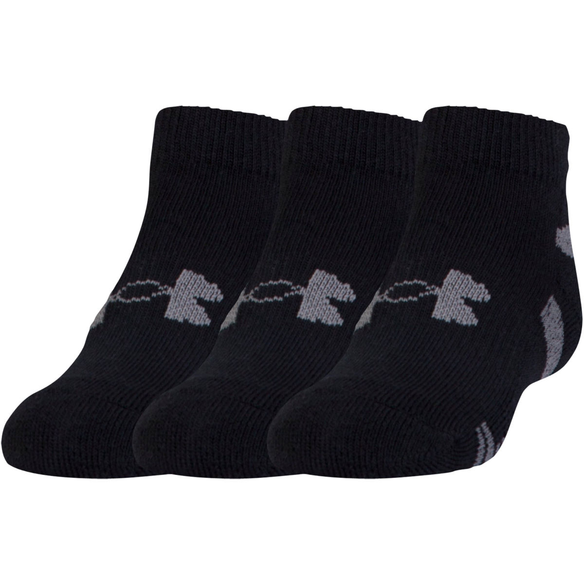 Chaussettes Under Armour HeatGear (coupe basse, lot de 3) - M