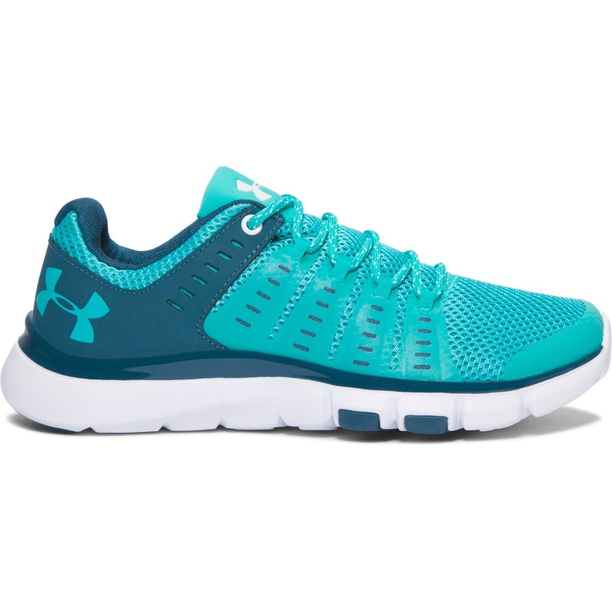 Under Armour Ladies Running Shoe Micro G  Blue