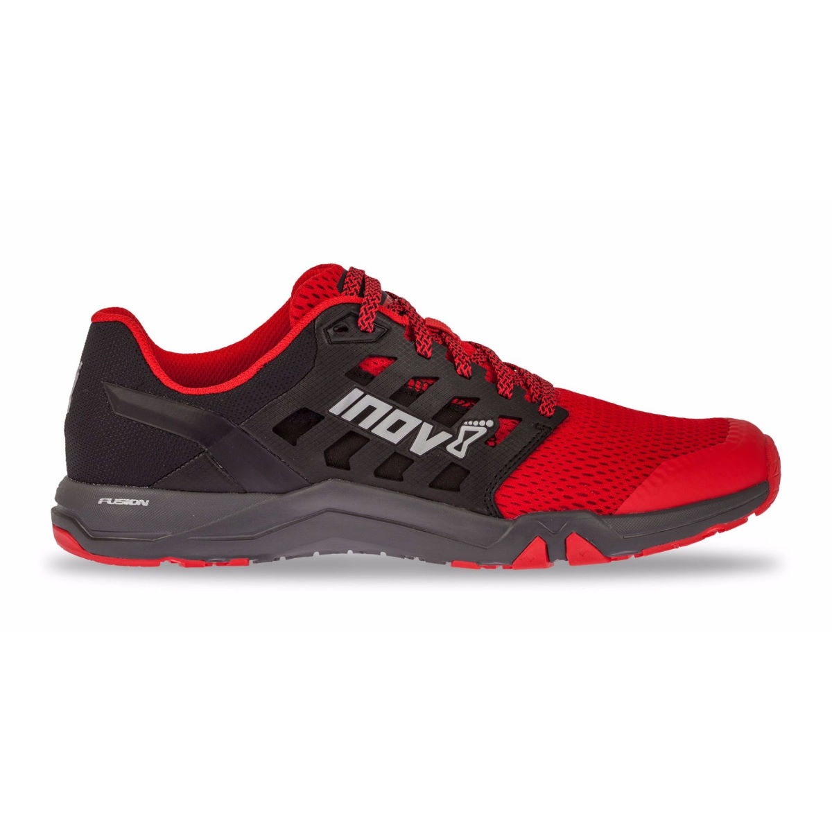 Chaussures Inov-8 All Train 215 - UK 7 RED/BLACK