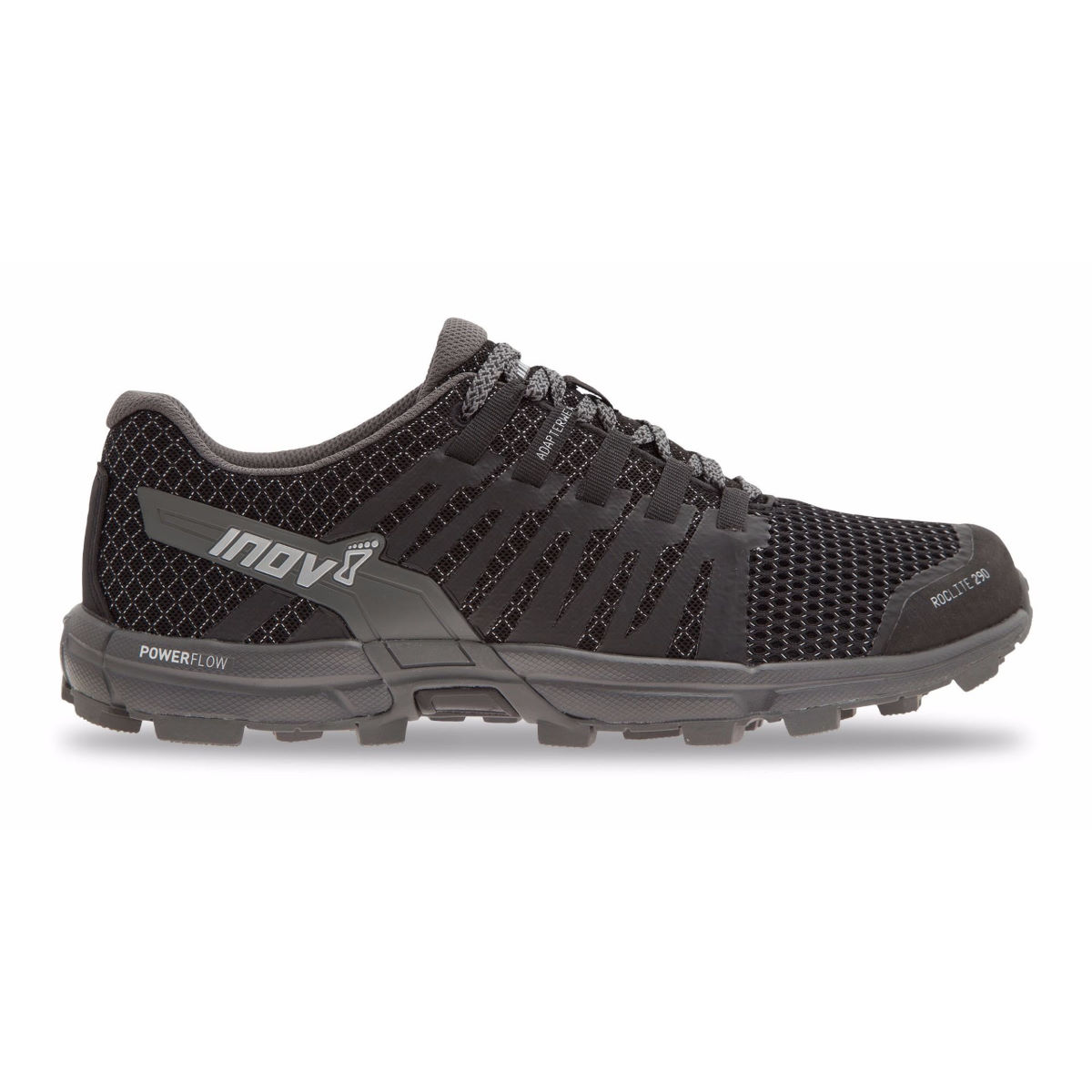 Chaussures Inov-8 Roclite 290 - UK 11 BLACK/GREY