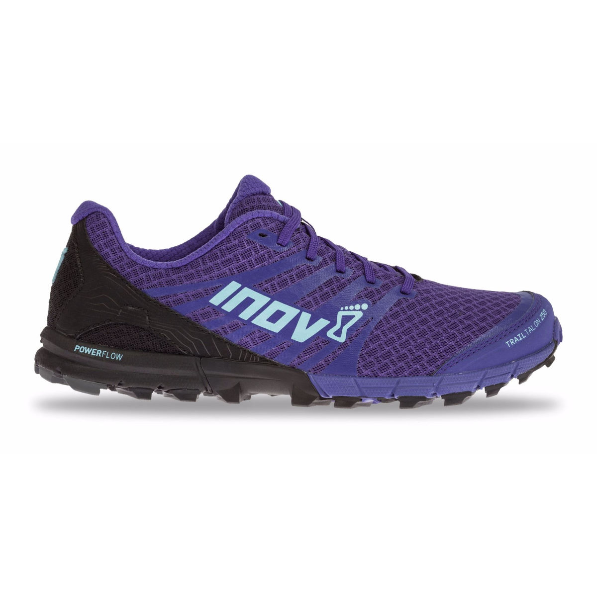 Chaussures Femme Inov-8 Trail Talon 250 - UK 4 PURPLE/BLUE/BLACK