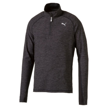 Puma Run Long Sleeve 1/2 Zip Top
