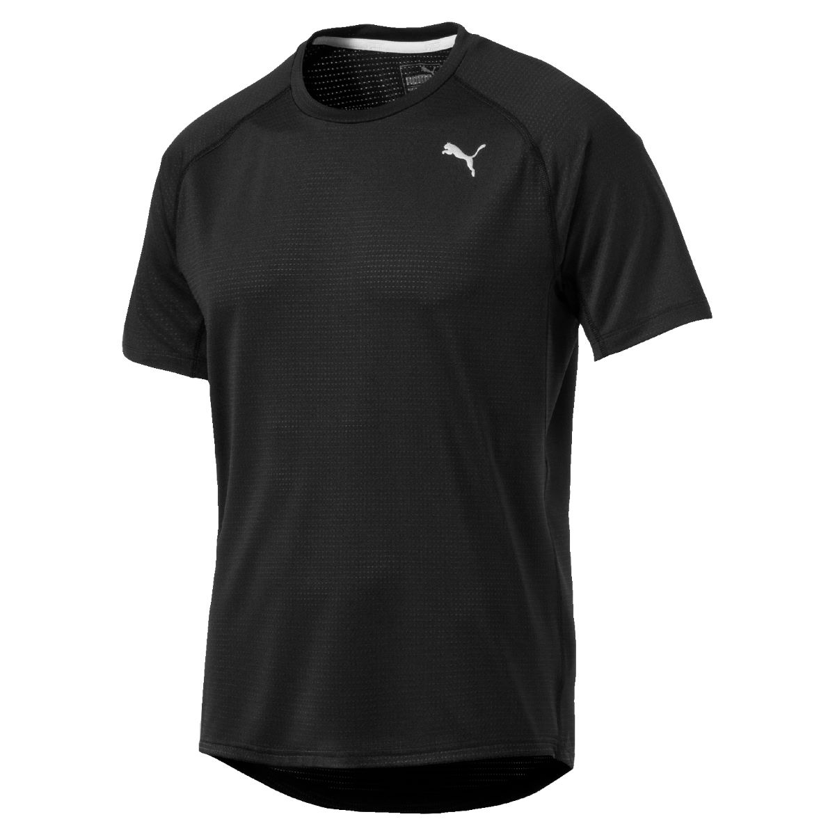 Maillot Puma Speed (manches courtes) - S Puma Black Heather
