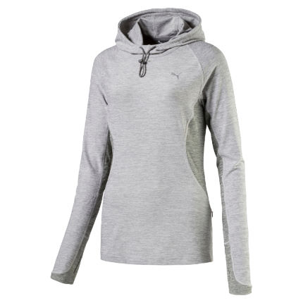 Camiseta de manga larga Puma Run Hooded para mujer (PV17)