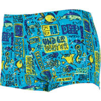 Zoggs Boys Deep Sea Hip Racer