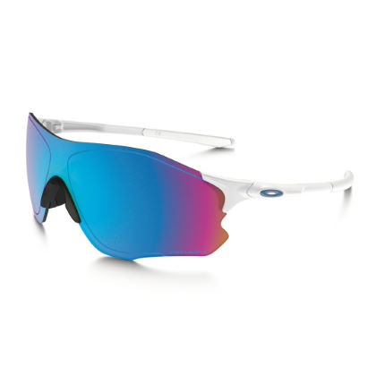 Oakley EVZero Path Polished White Prizm Snow Sunglasses