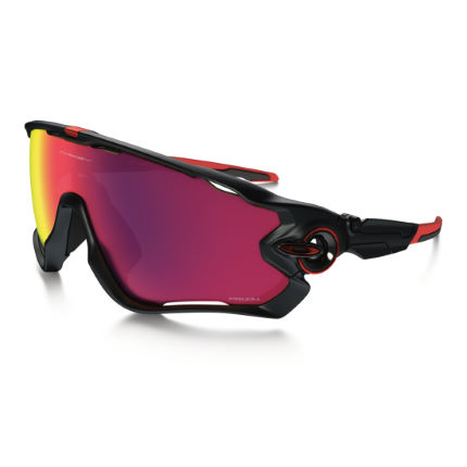 Oakley Jawbreaker Matte Black Prizm Road Sunglasses