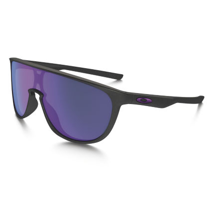 Oakley Trillbe Steel Violet Iridium Sunglasses