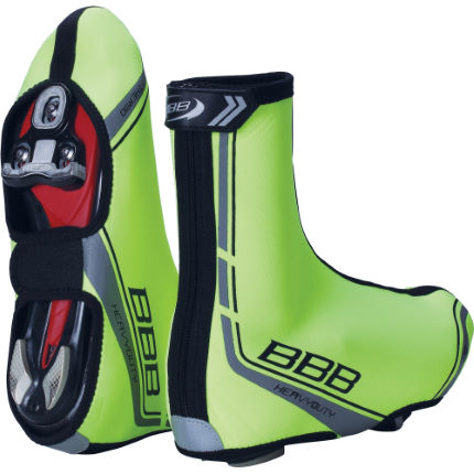 Couvre-chaussures BBB HeavyDuty Hi Viz