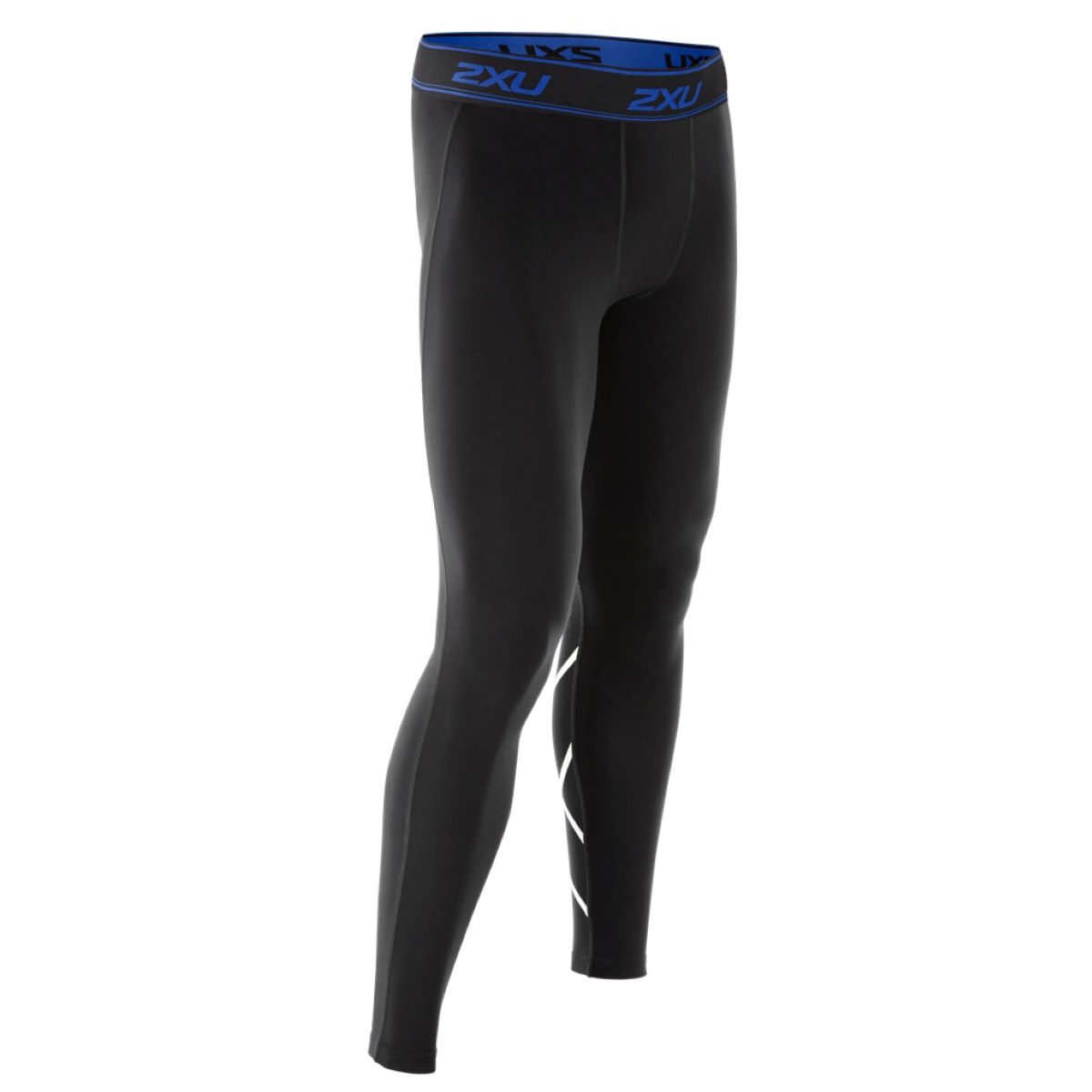 2XU Fitness Compression Tight (SS17) - Large Black/White