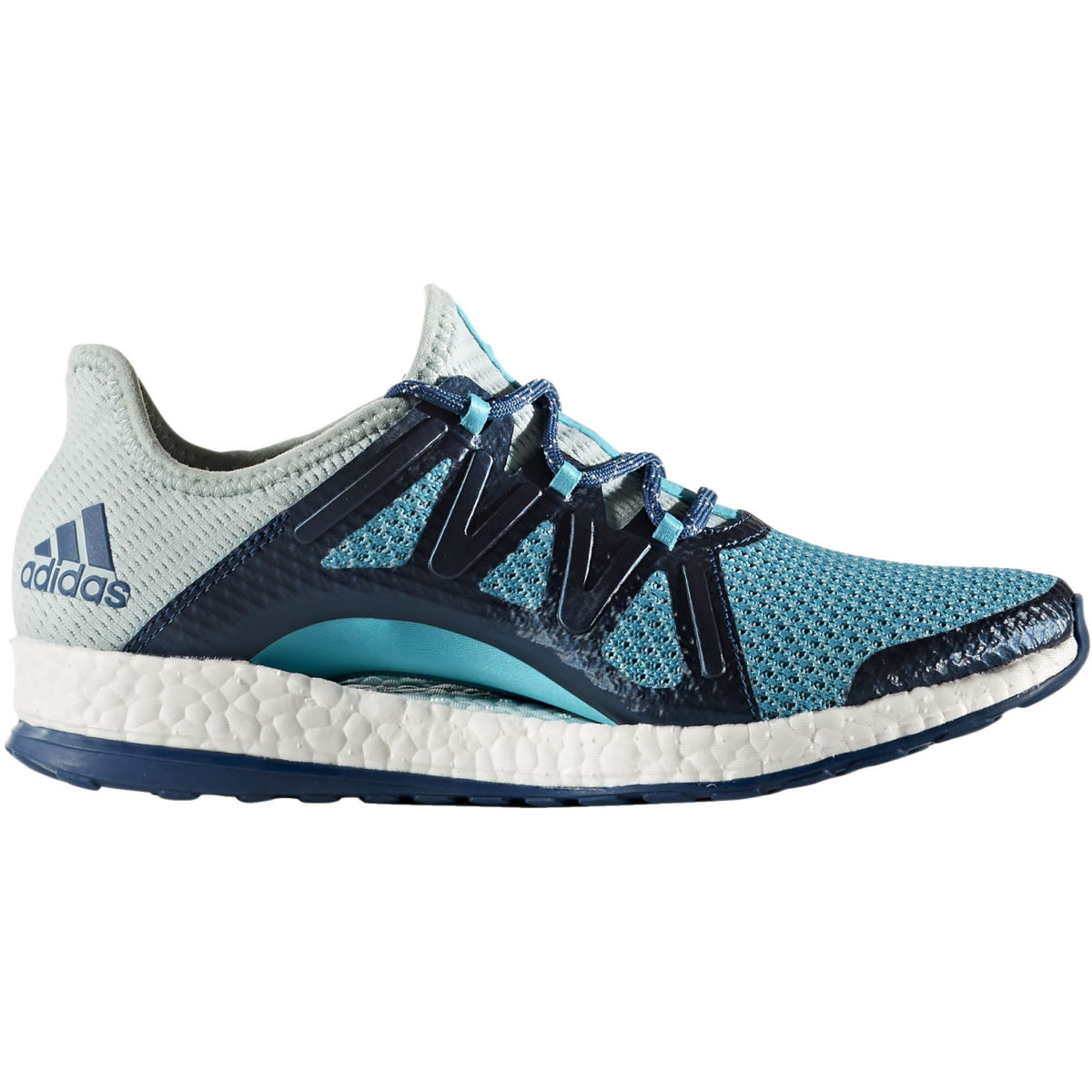 Chaussures Femme adidas Pure Boost Xpose - 4 Tactile Green/Energy