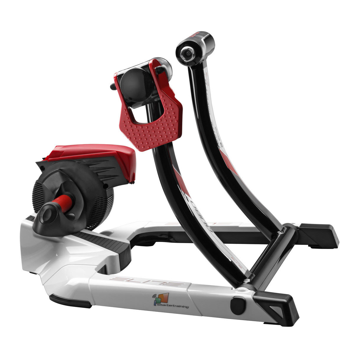 Home trainer Elite Qubo Digital Smart B+ - Taille unique Noir Home Trainer et rouleaux