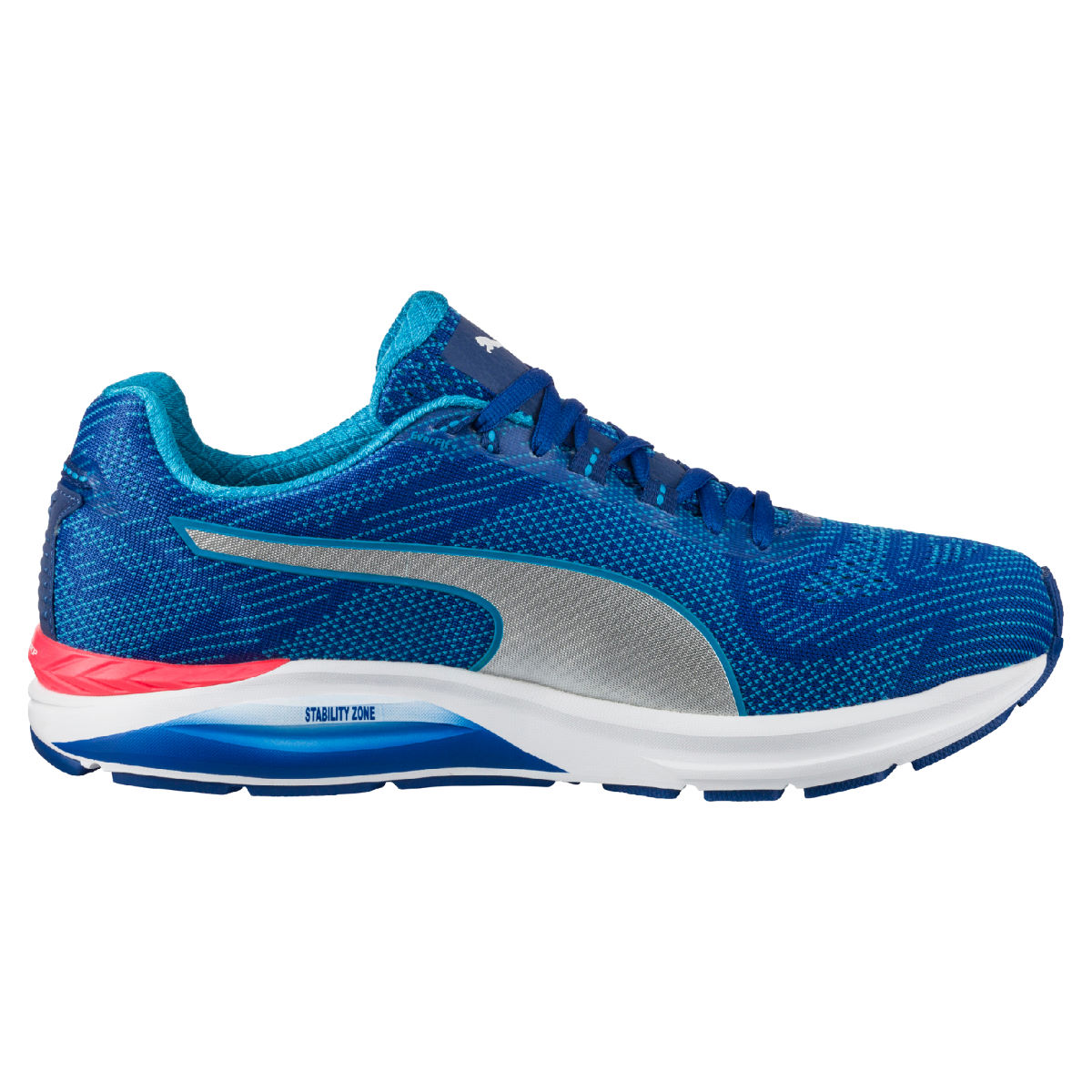 Chaussures Puma Speed 600 S Ignite - 9 UK Bleu/Argenté