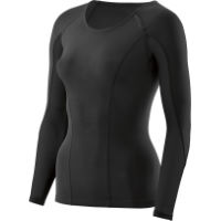 SKINS Womens DNAmic Long Sleeve Top