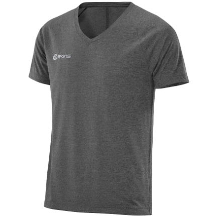 SKINS Plus Vector V Neck T-shirt (VS17) - Herr