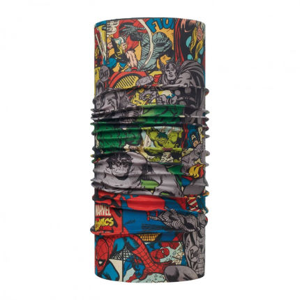 Braga de cuello Buff Superheroes