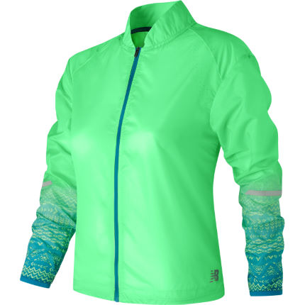 New Balance Women's Fun Run Jacket (SS17)