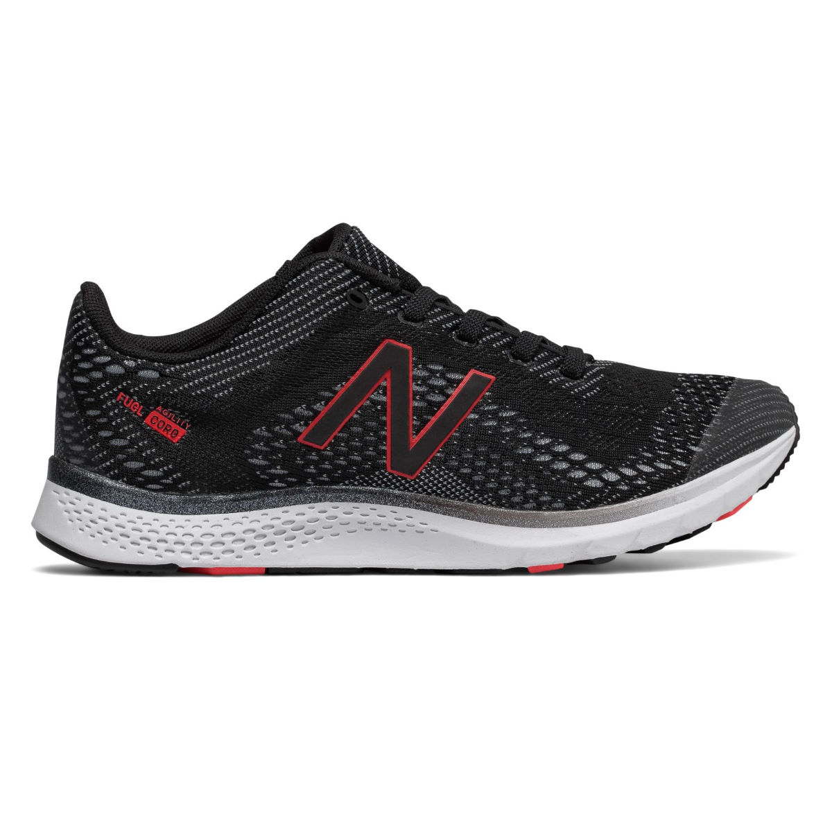 Chaussures Femme New Balance Fuel Core Agility - UK 5 Noir/Rose