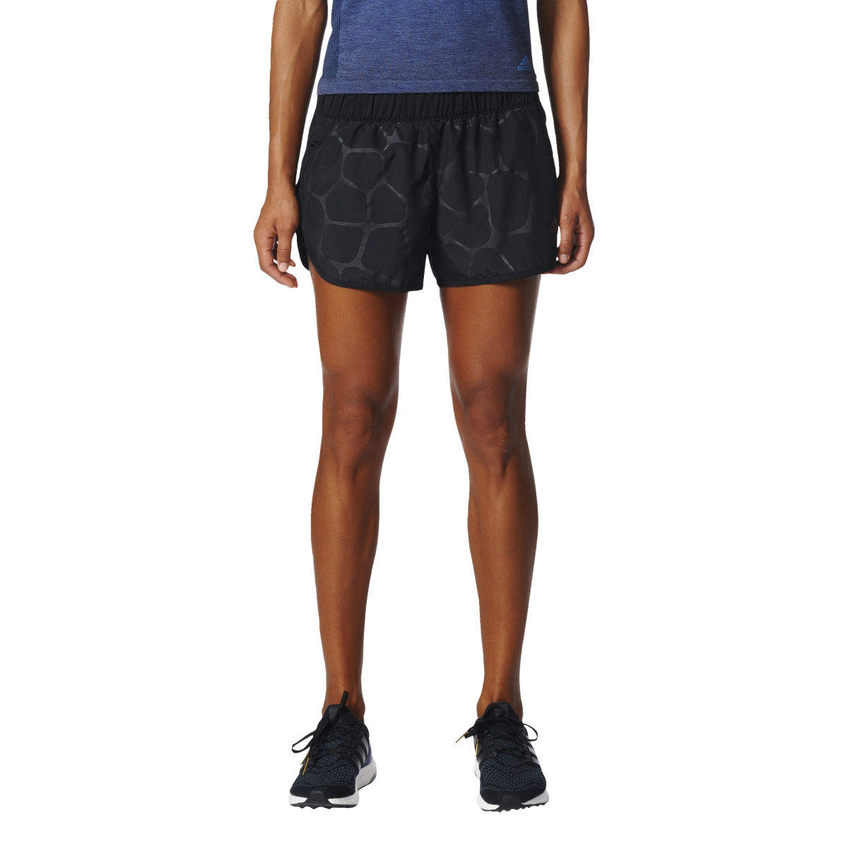 Adidas Womens M10 Boost short (SS17)   Running Shorts