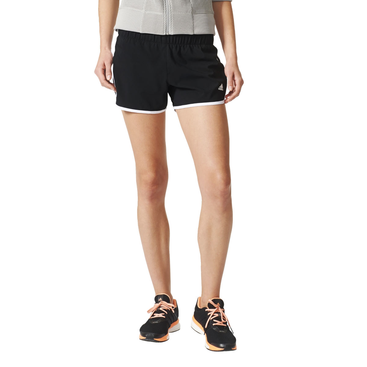 Adidas Womens M10 Short (SS17)   Running Shorts
