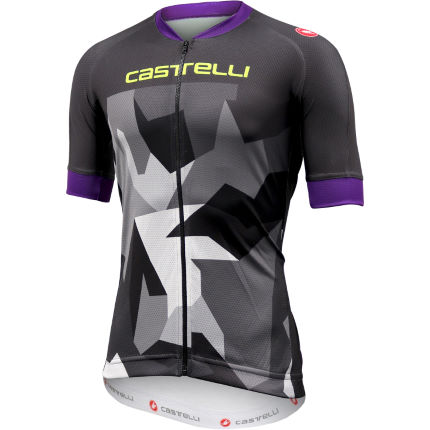 Castelli Exclusive Camo Team 2.0 FZ Jersey