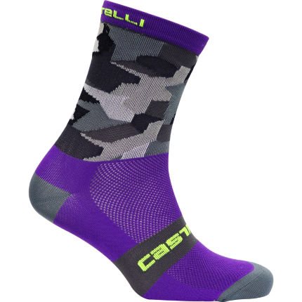 Castelli Exclusive Camo Free Kit 13 Socks
