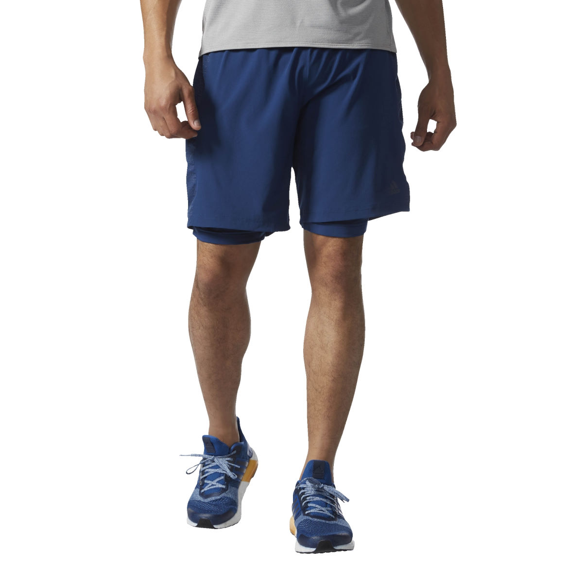 Adidas Supernova Dual Short (SS17)   Running Shorts