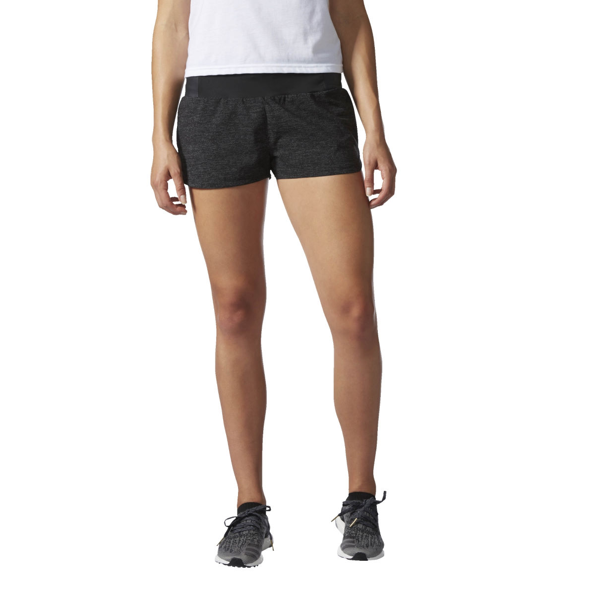 Adidas Womens Supernova Glide Short (SS17)   Running Shorts