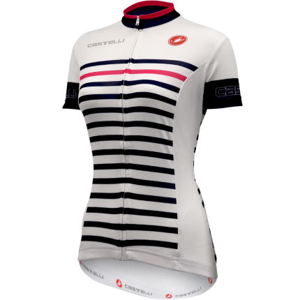 Maillot Femme Castelli Sailor Team FZ (exclusivité)
