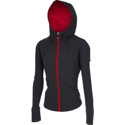 Chaqueta Castelli Race Day Track para mujer