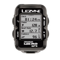 Lezyne Micro Cycle GPS with Mapping
