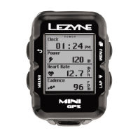 picture of Lezyne Mini Cycle GPS with Mapping