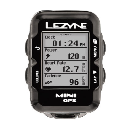 Lezyne Mini Cycle GPS with Mapping