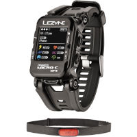 Lezyne Micro Colour GPS Watch with Mapping and HRM